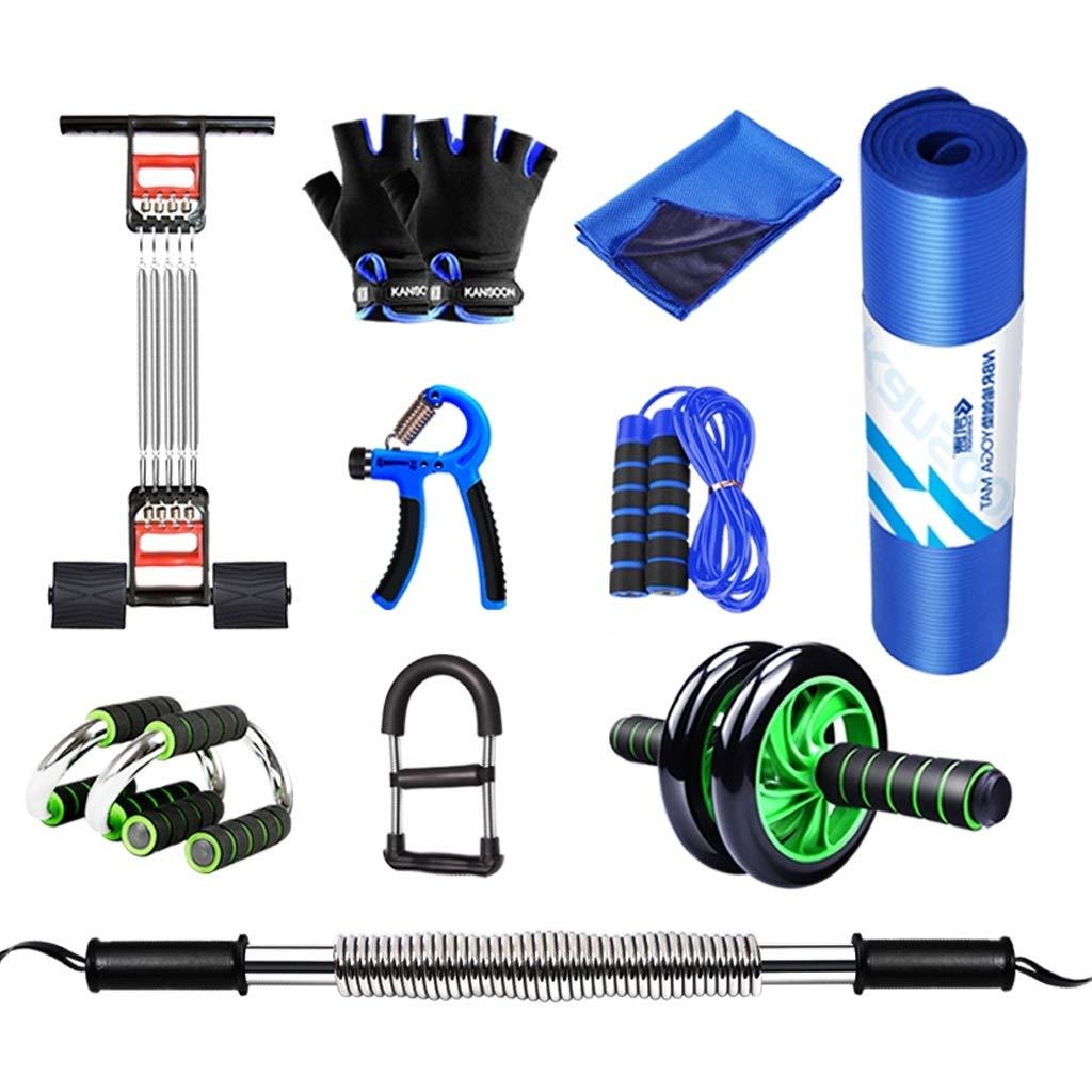 JU FU Fitnessgeräte, Home Multifunktions-Trainingsset 5 Sätze Optional