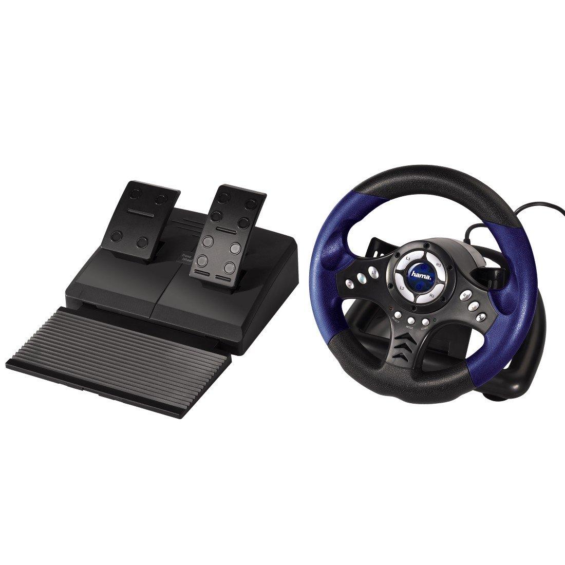 HAMA PC RACING WHEEL THUNDER V18 USB DRIVER