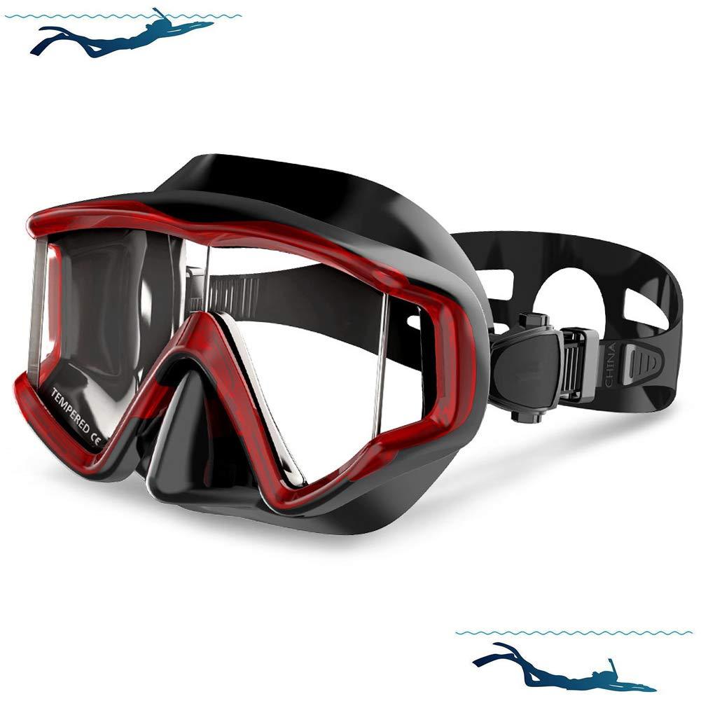 094031928a30f SDFHTYN Erwachsene Nebelbrille Schwimmbrille DREI  Fensterspiegelflüssigkeiten Silikonbrille Schnorchelausrüstung B07PP35M9N  Schwimmbrillen Berühmter Laden