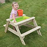TP Early Fun Picnic Table Sandpit by TP Early Fun Piicnic Table Sandpit