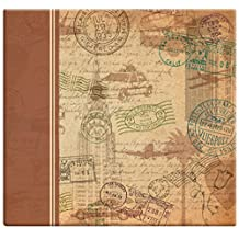 "MCS 860110 Travel Scrapbook Album with 12""x12"" Top Load Pages"