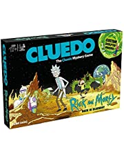 Rick & Morty Board Game