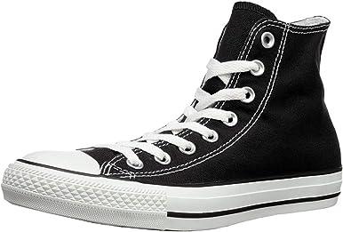 Zapatillas de tacón unisex de estilo clásico y color y resistentes, de la marca Converse Chuck Taylor All-Star High-Top