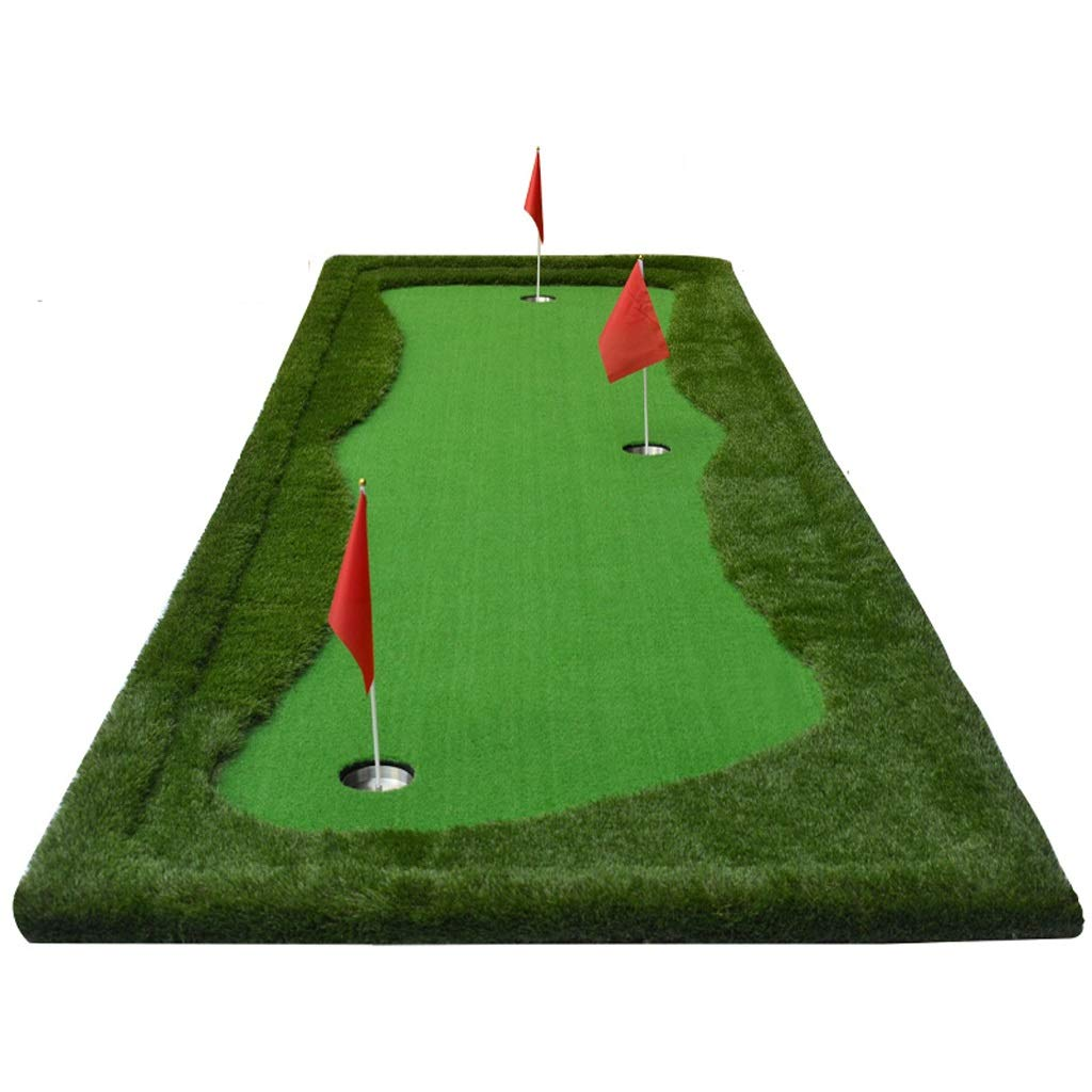 DNSJB ゴルフ練習用マット ゴルフマットプレミアム住宅バックヤードゴルフトレーニング実習マット (Size : 150*300cm)  150*300cm