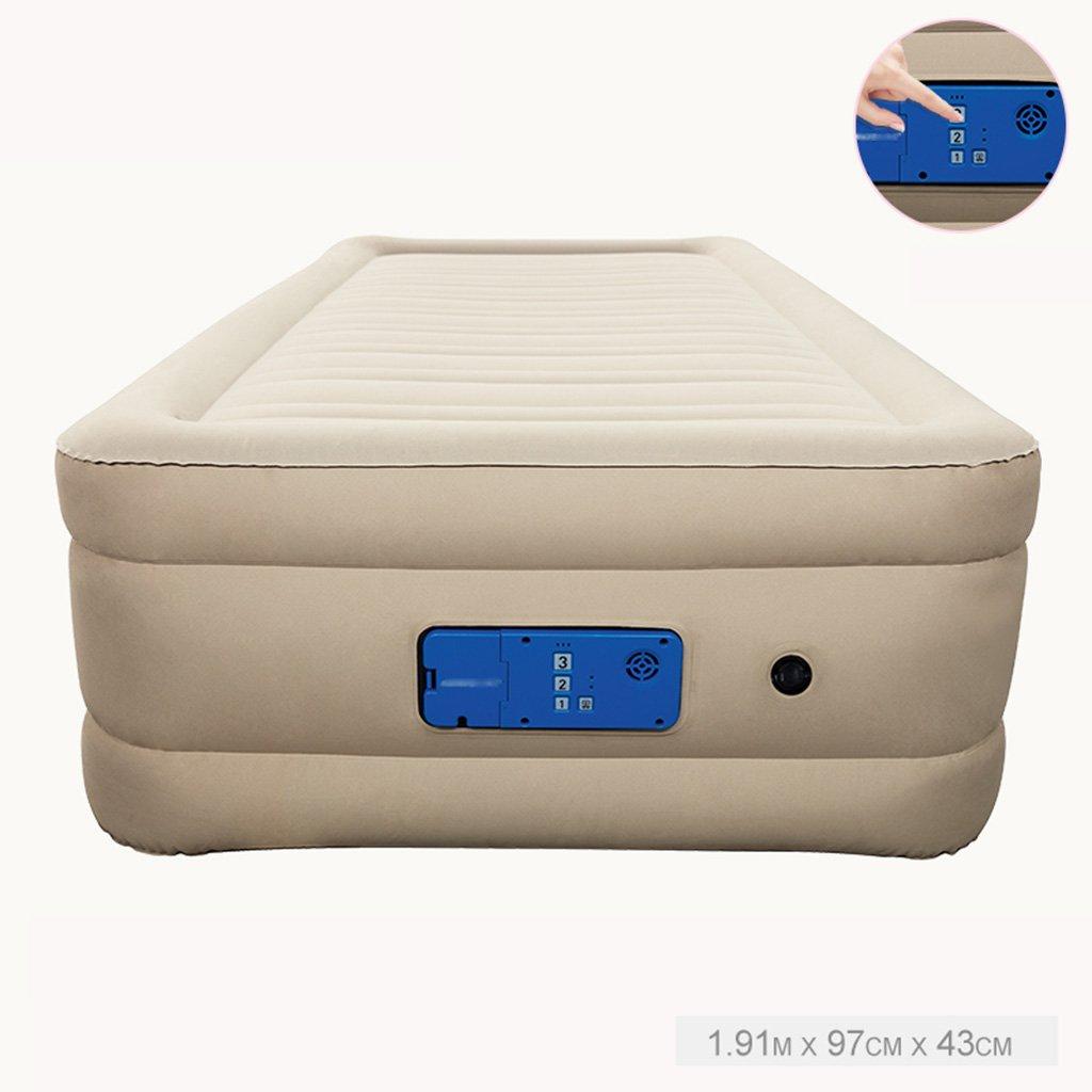 Sofa-CL CGN Cama, Respaldo Inflable de la casa Cama de Aire Levantamiento Colchón de inflado automático (Tamaño : 1919743cm)