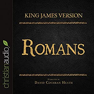 Holy Bible in Audio - King James Version: Romans Audiobook