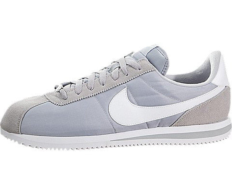 gris Nike Classic Cortez Nylon, Hauszapatos de running para hombre