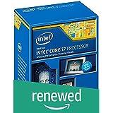 Intel Core i7-4790K Processor- BX80646I74790K (Renewed)