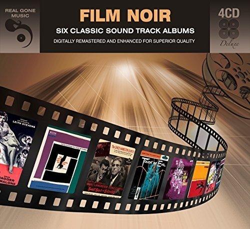 VA - Film Noir Six Classic Soundtrack Albums - REMASTERED - 4CD - FLAC - 2016 - NBFLAC Download