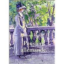 Pension allemande (Bibliothèque cosmopolite)