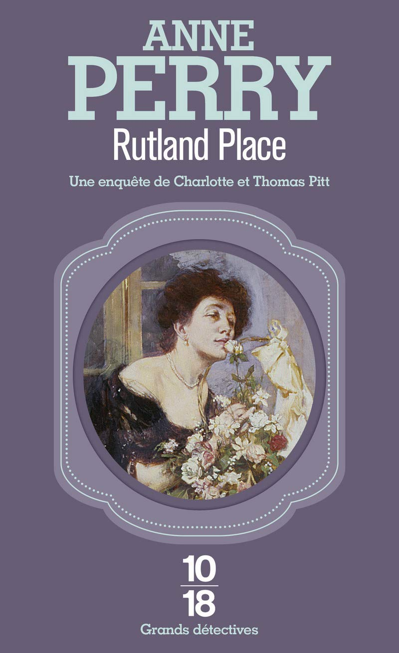 Rutland Place: 5 (Grands détectives) (French Edition)