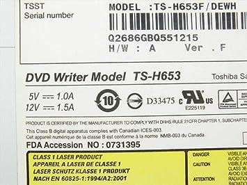 TSST TS H653A TREIBER WINDOWS 10