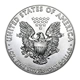 2018 American Silver Eagle with Airtite Holder .999