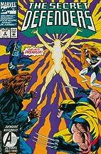 Secret Defenders #2 by Marvel Comics