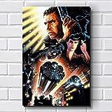 Placa Decorativa em MDF com 20x30cm - Modelo P277 - Blade Runner