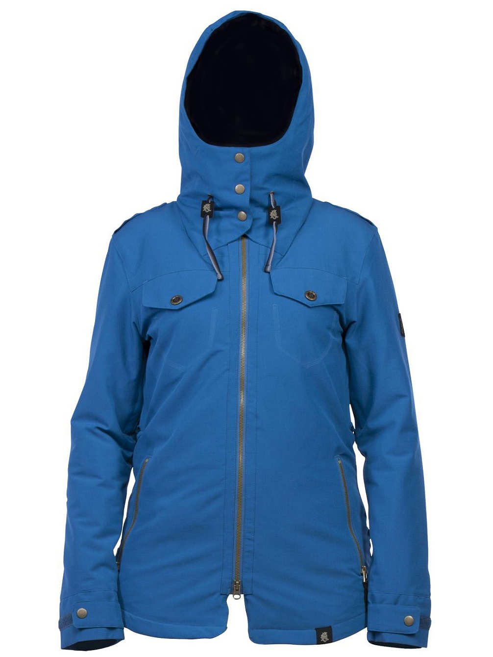 Cappel Damen Snowboard Jacke schwarzmail Jacket