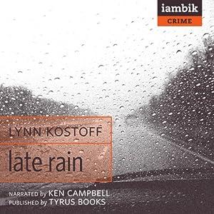 Late Rain Audiobook