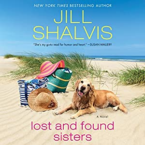 Lost and Found Sisters Audiobook