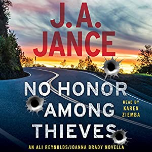 No Honor Among Thieves Audiobook