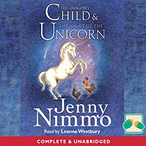 The Dragon's Child & The Night of the Unicorn Audiobook