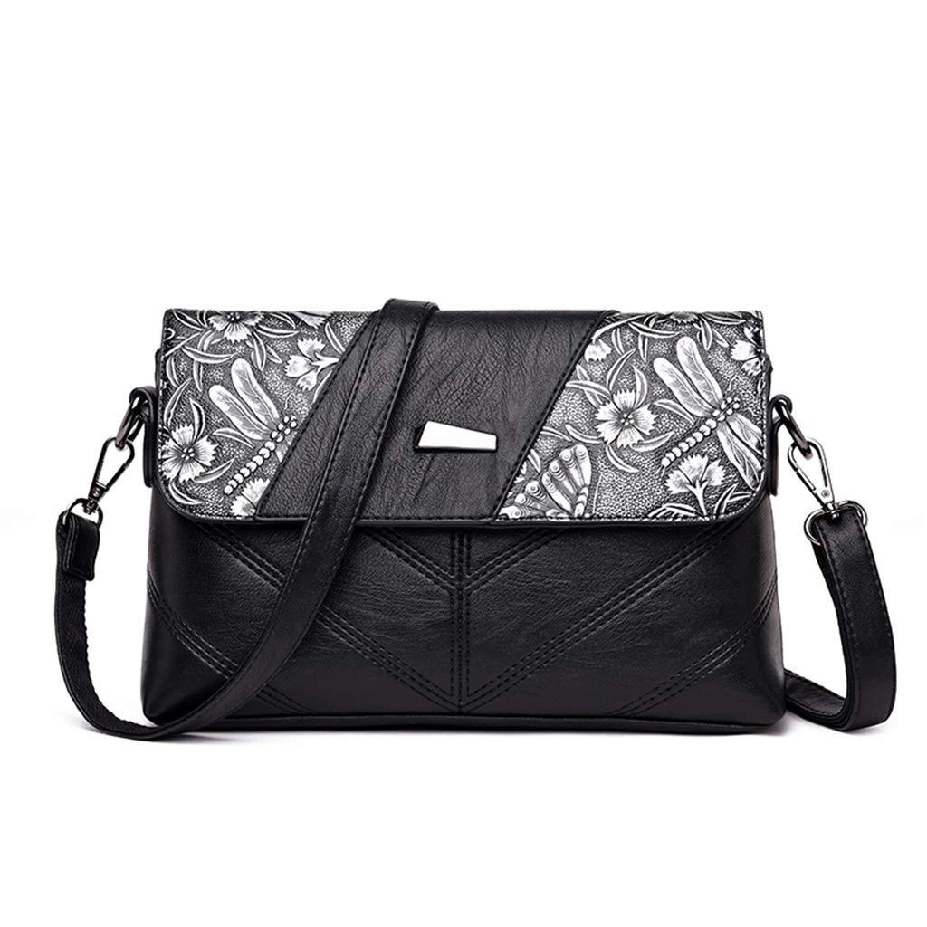 HUIMIN &Mode Tasche Umhängetasche Damenmode aus weichem Leder mit großer Kapazität Messenger Bag &Tasche (Farbe   B, größe   27  8.5  17cm) B07PHFN35G Damenhandtaschen Qualität und Quantität garantiert