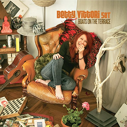 Betty Vittori 5Et - Boats on the Terrace (2017) [WEB FLAC] Download