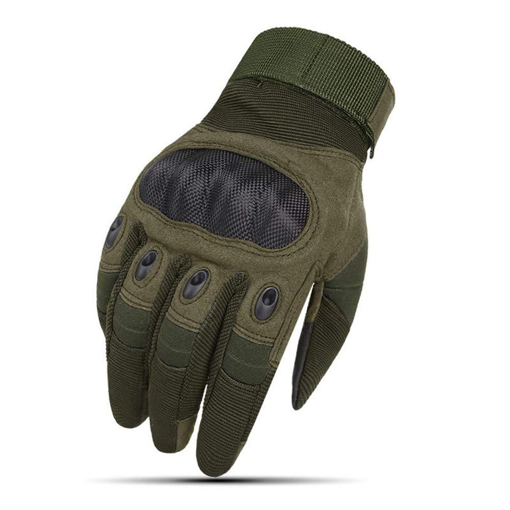 YXZN Schutzhandschuhe Volle Finger Männer Rutschfeste Rutschfeste Rutschfeste Outdoor Sport Reitgeräte B07JJ7V3SR Bekleidung Qualität und Quantität garantiert 9a54b9