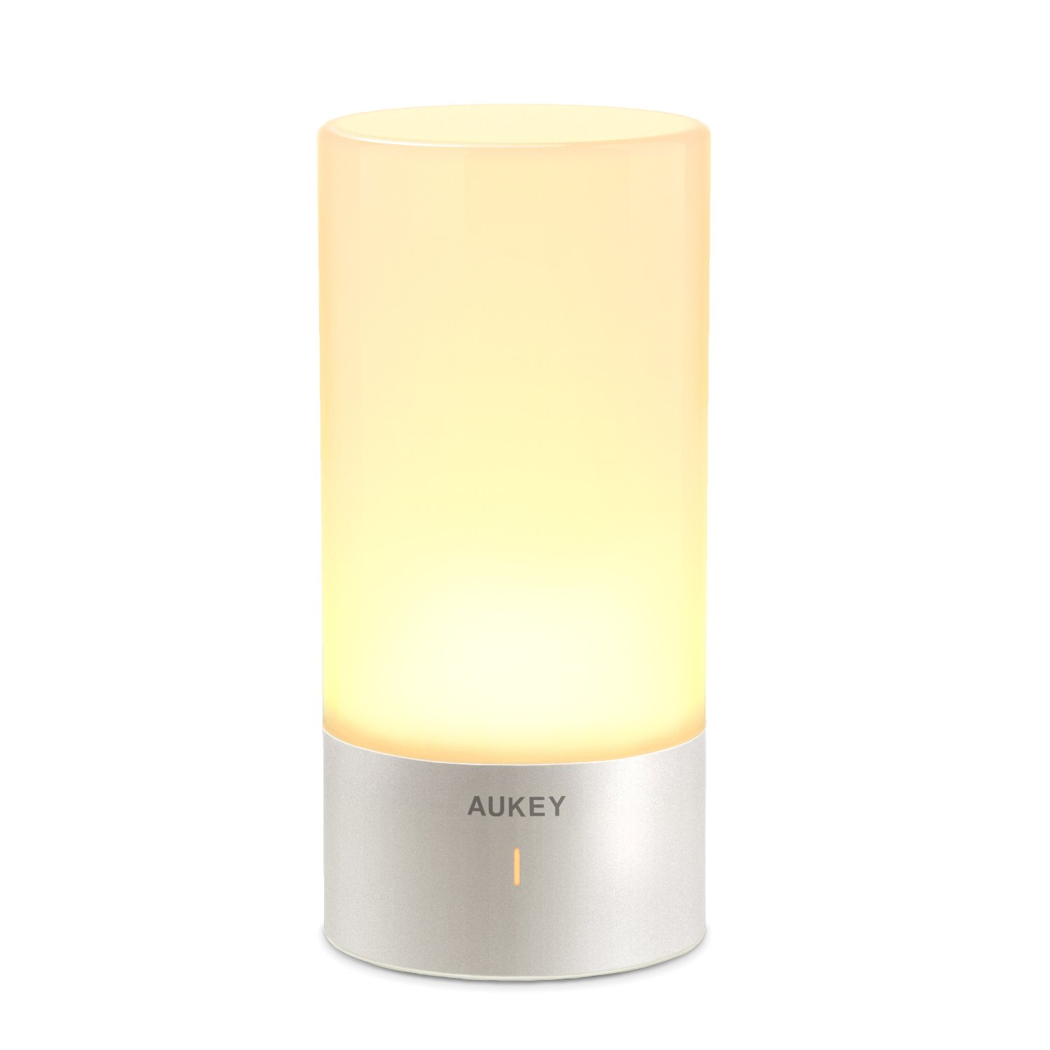 Etonnant AUKEY Table Lamp, Touch Sensor Bedside Lamps + Dimmable Warm White Light U0026  Color Changing RGB For Bedrooms