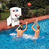 Swimline Cool Jam Pro Poolside Basketball Game Pool Toy