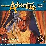 The Best of Adventure #2: A Secret Society | Talbot Mundy
