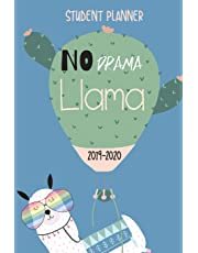 2019 - 2020 Student Planner: Your Daily, Weekly and Monthly Planner for Students 2019 and 2020 - Acadamic Planner, Planner for Middle School, High ... College | Planners and Organizers for Women
