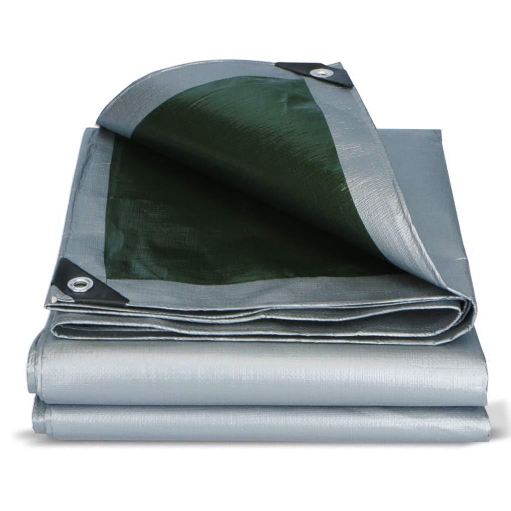 56m WP@ BÂche Robuste, matériau épais, bÂche Multicouche imperméable, de Nombreuses Tailles et épaisseurs, idéal pour bÂche de Prougeection, de Bateau, de Camping-voiture ou de bÂche de Piscine
