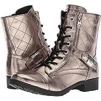 G by Guess Womens Brittian Peep Toe Mid-Calf Fashion Boots