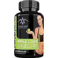 Pure Apple Cider Vinegar with Cayenne Pepper - 100% Natural Apple Cider Vinegar...