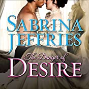 The Danger of Desire: Sinful Suitors Series, Book 3 | Sabrina Jeffries