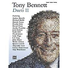 Tony Bennett - Duets II: Piano/Vocal/Guitar