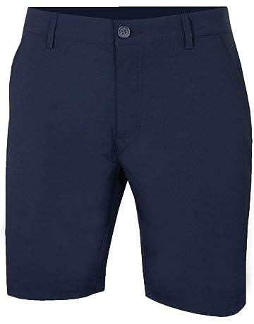 b5704f35ec Calvin Klein Mens 2019 Slim Fit Micro Tech Shorts