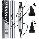 Eyeliner Stamp Wingliner - Vantica Liquid Eye liners for Women Black Eyeliner Pen Winged Eyeliner Pencil,Easy to use,Long Las