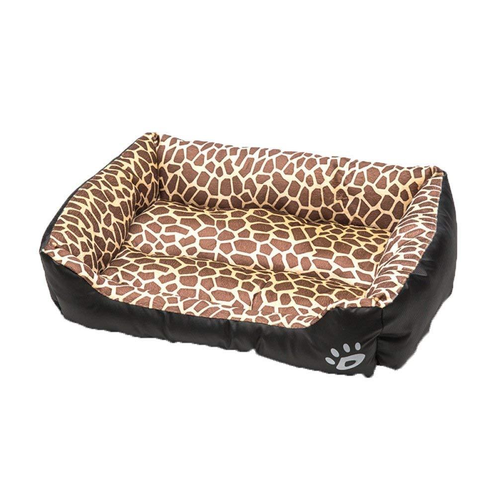 all'ingrosso a buon mercato Letto per animali domestici Tiger Pet Cat Lettiera Lettiera Lettiera impermeabile Leopard Kennel Explosion Models, Marronee-66  55  1658  45  1445  35  12 ( colore   nero , Dimensione   665516584514453512 )  divertiti con uno sconto del 30-50%