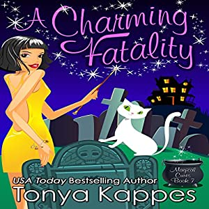 A Charming Fatality Audiobook