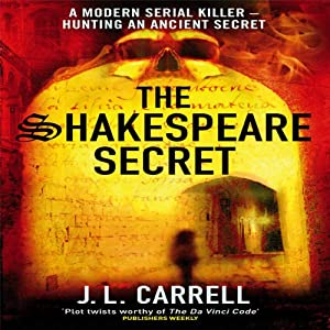 The Shakespeare Secret Audiobook