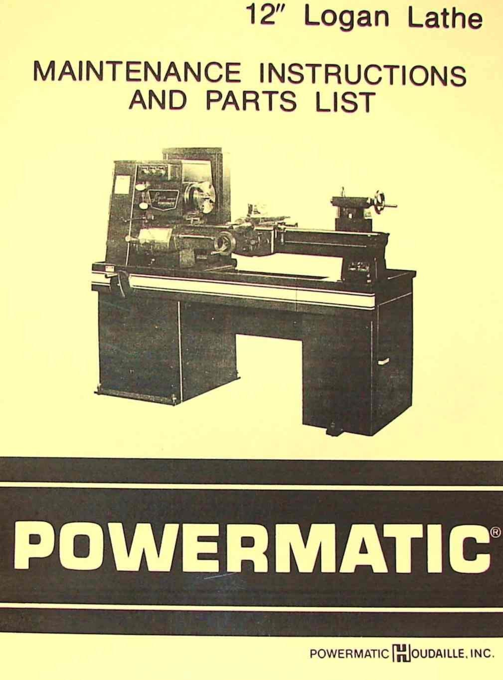 POWERMATIC-Logan 12
