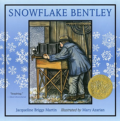 Snowflake Bentley: Martin, Jacqueline Briggs, Azarian, Mary: 9780547248295:  Amazon.com: Books