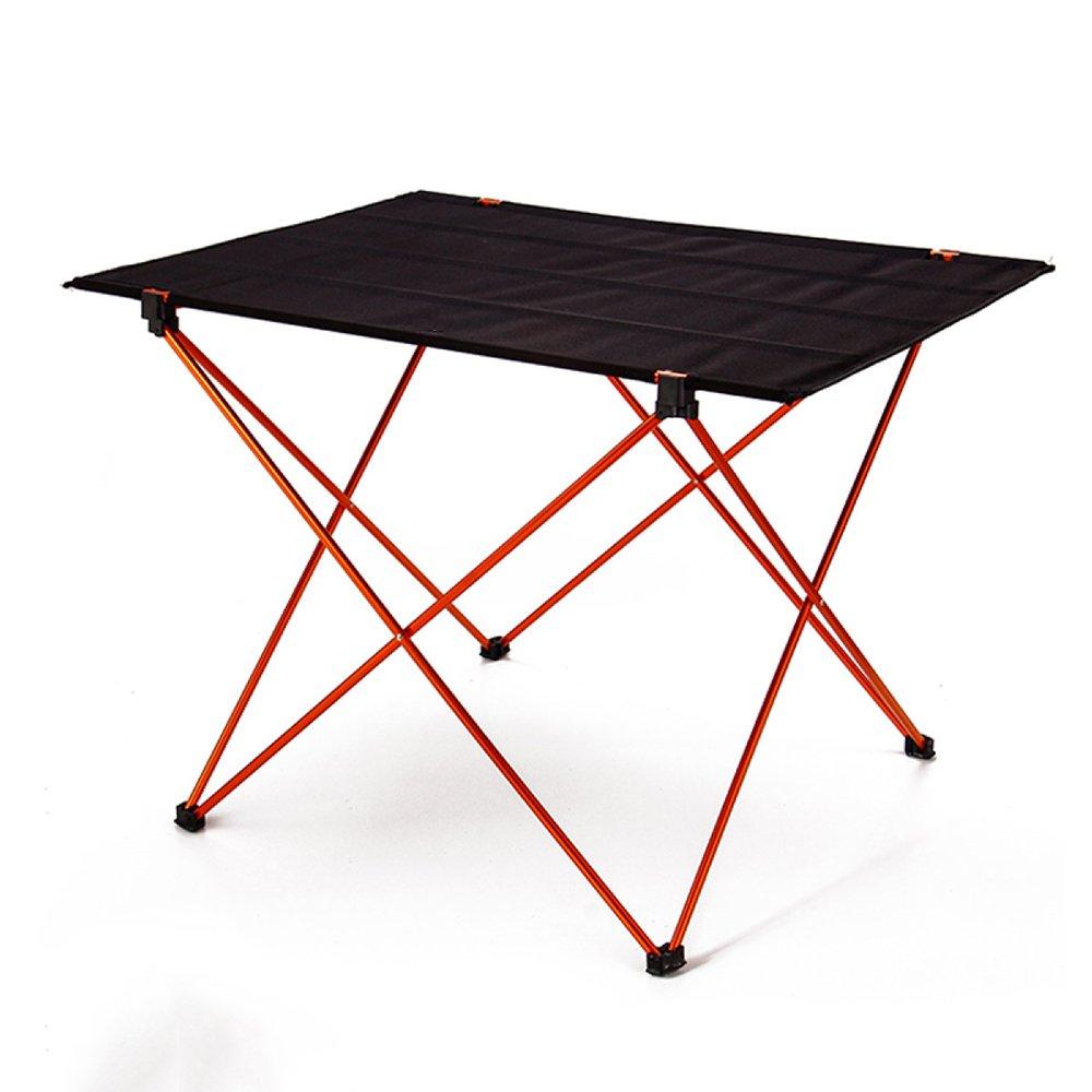 LDFN Portable Camping Chair Outdoor Multifunktion Tisch Barbecue Angeln Oxford Stoff und Aluminiumlegierung Stühle,G