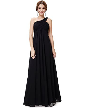 f19d5d3a80 Ever-Pretty Women s Formal One-Shoulder Maxi Evening Gown Dress 09816