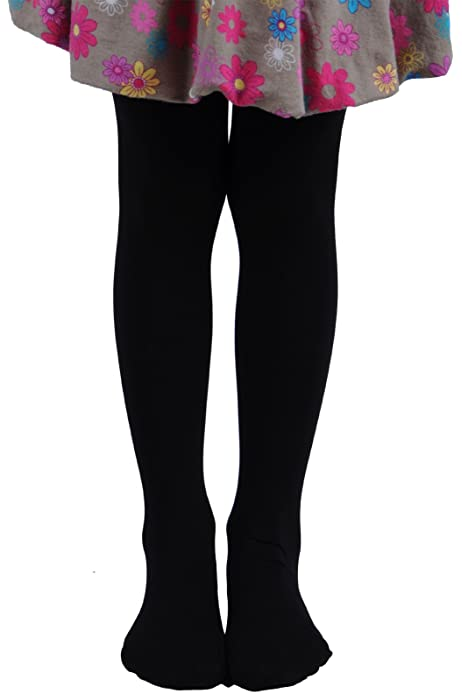 LeTop Microfiber Tights Pink Size 4-6X