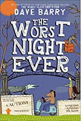 The Worst Night Ever (Class Trip) Hardcover