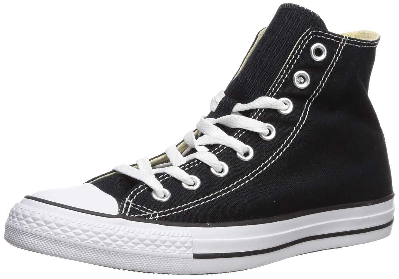 Converse All Star Hi - Hausschuhe unisex schwarz Monochrome) (schwarz