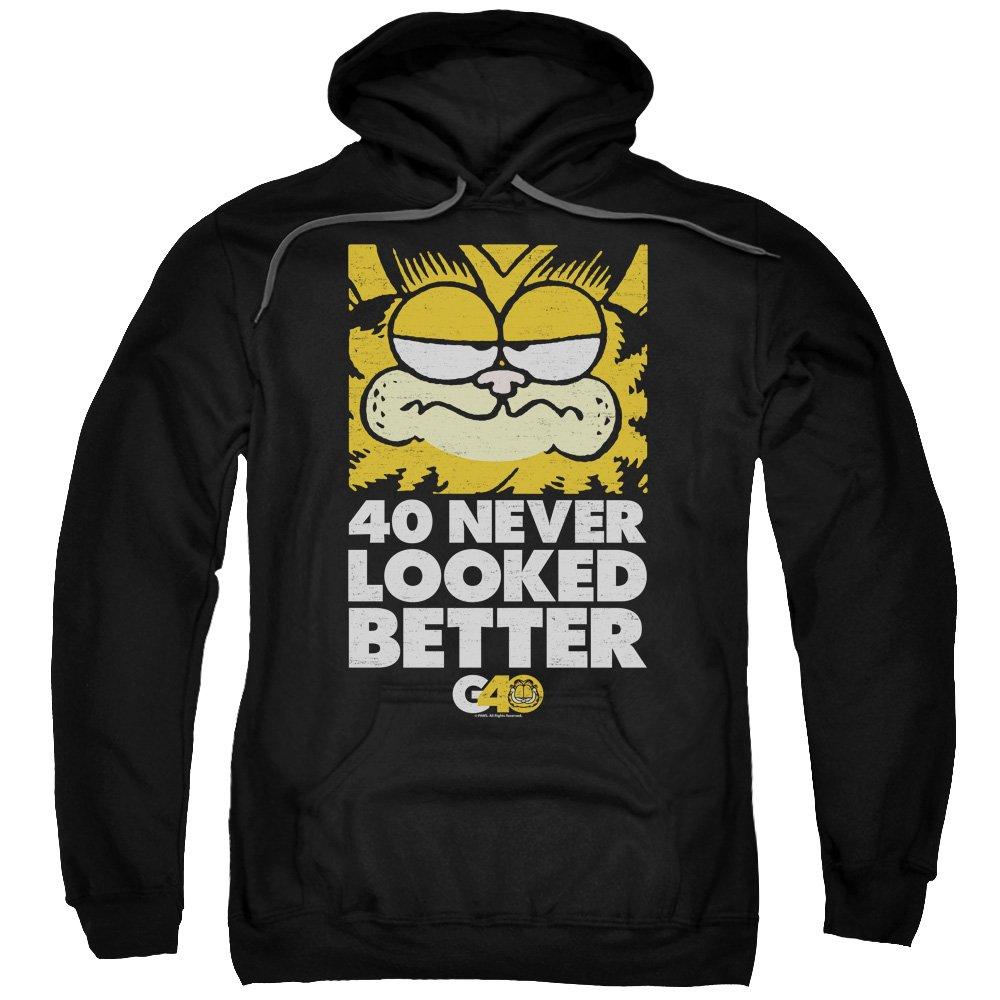 Garfield - - Garfield - 40er Hoodies für Herren 3b24e8