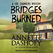 Bridges Burned: Zoe Chambers Mystery, Book 3 | Annette Dashofy